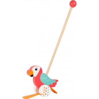 Jezdík papoušek Lori