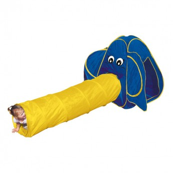 Dětský pokojíček - Prolézací stan - slon