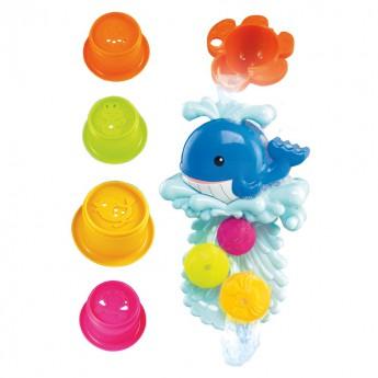 Hračky do vody - Sada do vany velryba