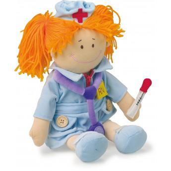 Pro holky - Panenka profese Zdravotní sestra