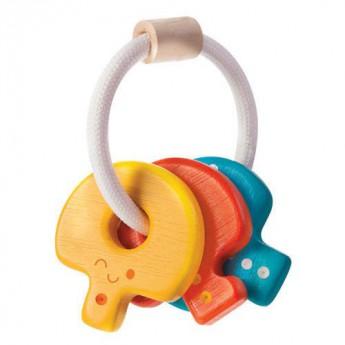 Pro nejmenší - Chrastítko s klíči