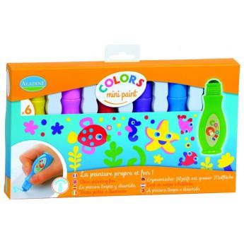 Výtvarné a kreativní hračky - Malovátka 6 ks