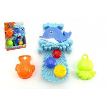 Hračky do vody - Zvířátko do vany delfín mlýnek