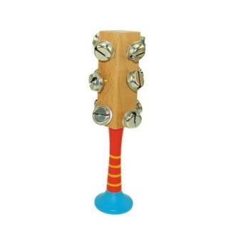 Dětské hudební nástroje - Marakasy - oranžový