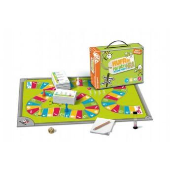 Hry a hlavolamy - Společenská hra Kufřík pro děti