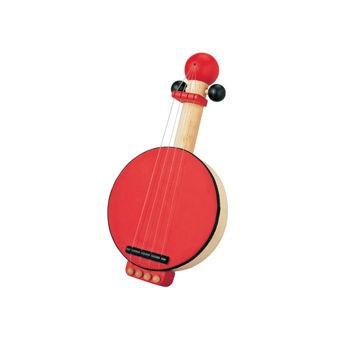 Dětské hudební nástroje - Dřevěné banjo