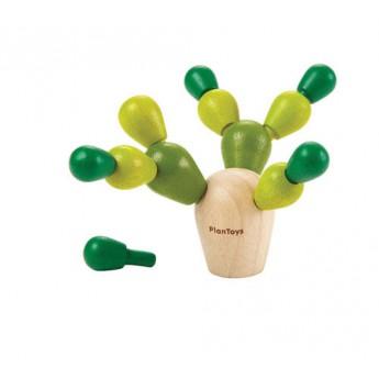 Motorické a didaktické hračky - Mini balancující kaktus