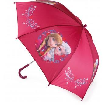 Dětský deštník Elsa růžový
