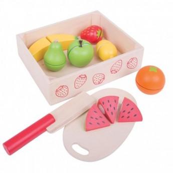 Pro holky - Krájení ovoce v krabičce