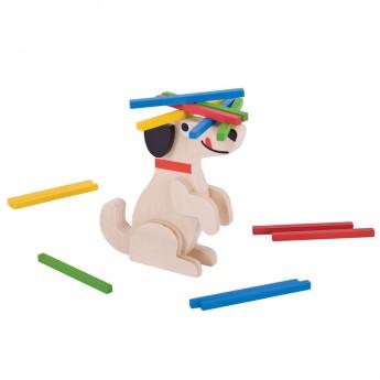 Motorické a didaktické hračky - Motorická hra - Kolik pes unese?
