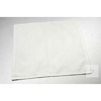 Výtvarné a kreativní hračky - Bavlněné prostírání k vymalování 50x50 cm - bílé