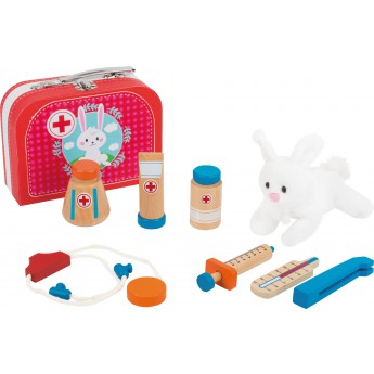 Pro holky - Doktorský kufřík s králíčkem
