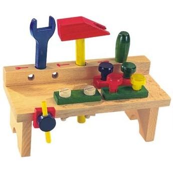 Pro kluky - Stůl s nářadím