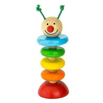 Pro nejmenší - Housenka na gumě