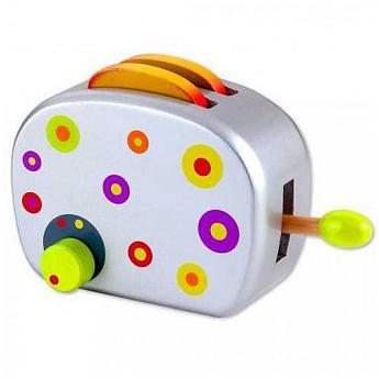 Pro holky - Dřevěný toaster