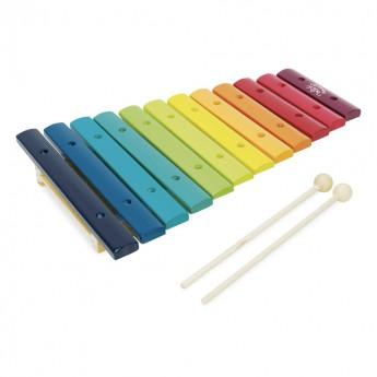 Xylofón Rainbow