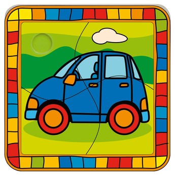 Puzzle - Puzzle mini - Auto