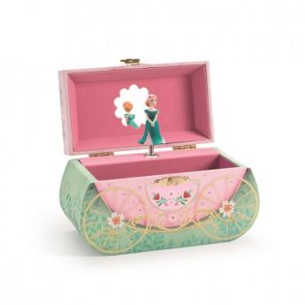 Pro holky - Hrací skříňka Kouzelný kočár