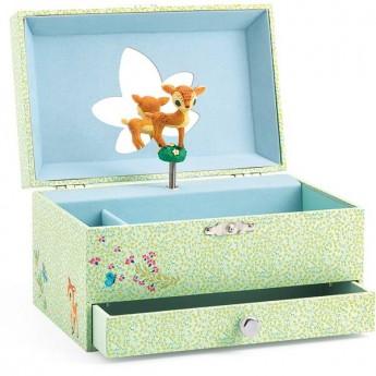 Hrací skříňka zpívající Koloušek