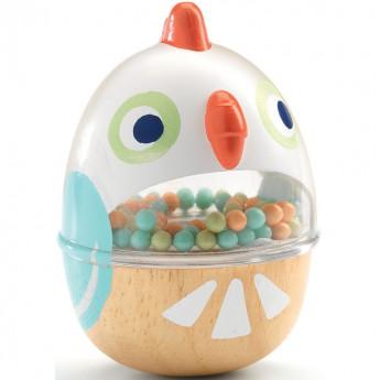 Pro nejmenší - Chrastítko Kuřátko