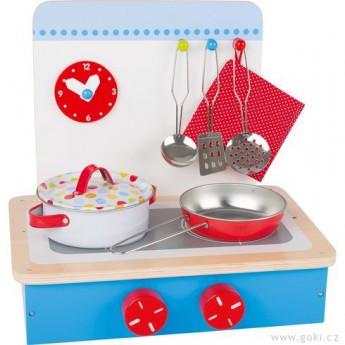 Stolní kuchyňka pro děti, 9 dílů