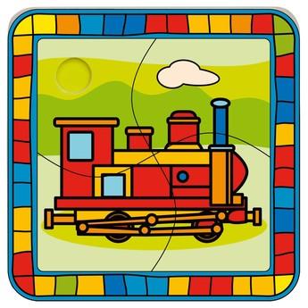 Puzzle - Puzzle mini - Lokomotiva