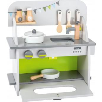 Pro holky - Dřevěná kuchyňka Compact