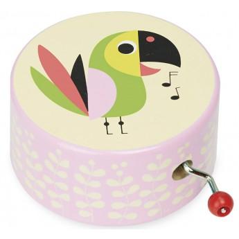 Hrací skříňka Papoušek