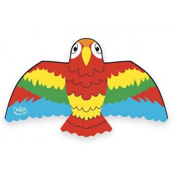 Hračky na ven - Létající drak Papoušek