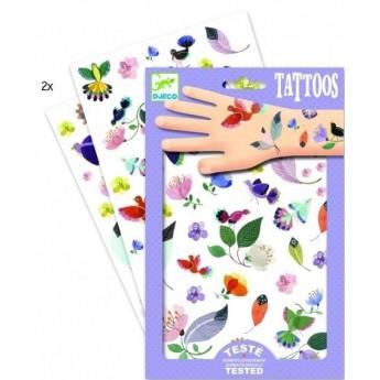 Pro holky - Tetování Něžné motivy
