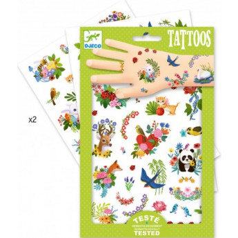 Pro holky - Tetování Šťastné jaro
