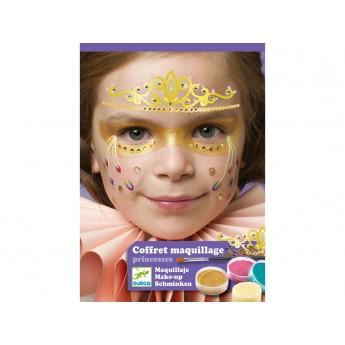 Pro holky - Malování na obličej Princezny