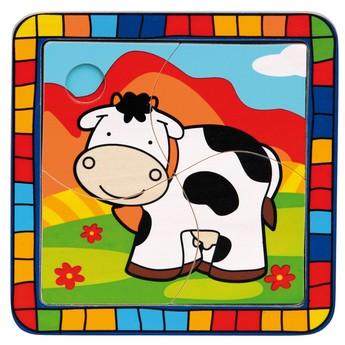 Puzzle - Puzzle mini - Kravička