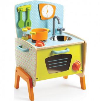Dřevěná kuchyňka Gaby