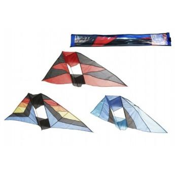 Létající drak nylon, mix barev