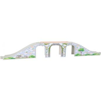Příslušenství k vlačkodráze - Železniční most kamenný