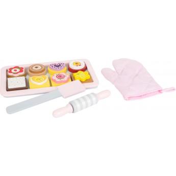 Pro holky - Pečící set se sušenkami