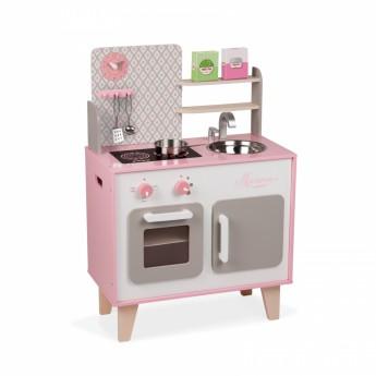 Pro holky - Dřevěná kuchyňka Macaron