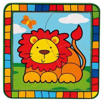 Puzzle - Puzzle mini - Lev