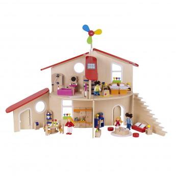 Pro holky - Moderní domeček pro panenky