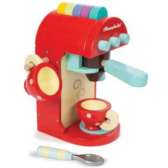 Pro holky - Dětský kávovar červený