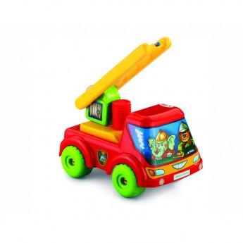 Hračky na ven - Auto bartek hasič