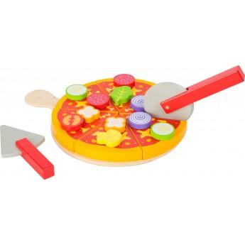 Small Foot Pizza s příslušenstvím