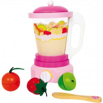 Pro holky - Stolní mixér růžový
