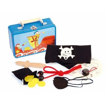"""Pro kluky - Set v kufříku """"Piráti"""""""