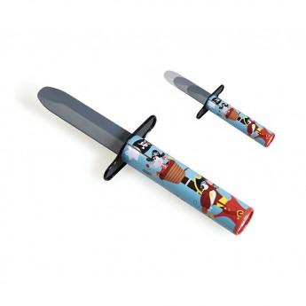 Pro kluky - Pirátský nůž modrý