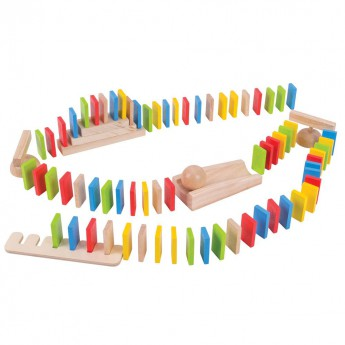 Dráha Domino 110 dílů