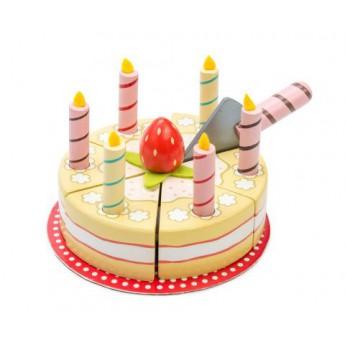 Pro holky - Narozeninový dort Vanila