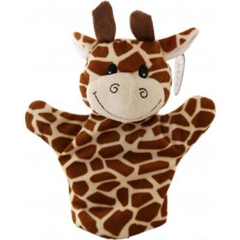 Maňásek na ruku Žirafa II