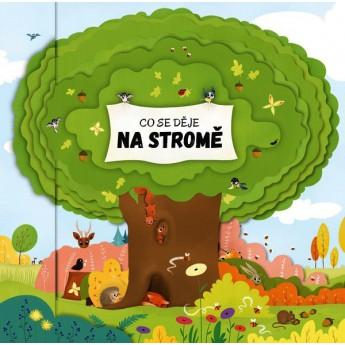 Knížka Co se děje na stromě